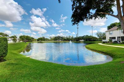 Greenacres FL Townhouse For Sale: $180,000