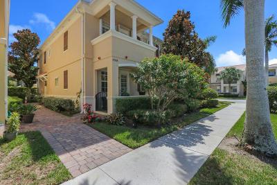 Palm Beach Gardens Townhouse For Sale: 4518 Illicium Drive