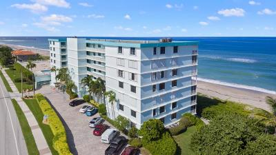 Juno Beach Condo For Sale: 900 Ocean Drive #405