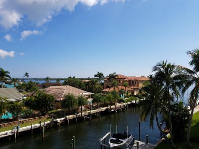 North Palm Beach Condo For Sale: 109 Paradise Harbour Boulevard #412