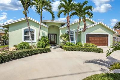 Boca Raton FL Single Family Home Sold: $425,000