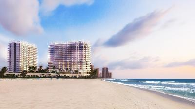 Singer Island Condo For Sale: 3100 Ocean Drive #H-1705