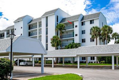 Fort Pierce Condo For Sale: 2400 S Ocean Drive #7551