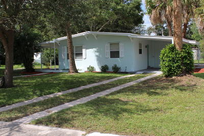 Fort Pierce Single Family Home For Sale: 2017 Hills Court