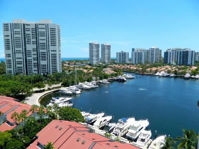 Aventura Condo For Sale: 3610 Yacht Club Drive #Ph06
