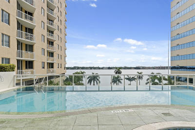 West Palm Beach Condo For Sale: 1551 Flagler Drive #715
