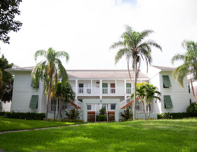 Palm Beach Gardens Rental For Rent: 266 Cypress Point Drive #266