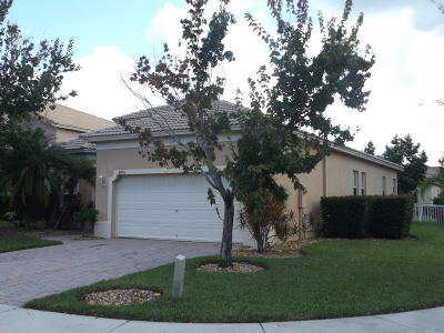 Fort Pierce Single Family Home For Sale: 6002 Arlington Way