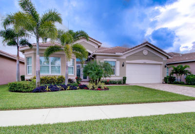 Boynton Beach Single Family Home For Sale: 8206 Green Mountain Road
