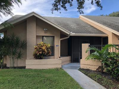 Boca Raton Single Family Home For Sale: 10887 Waterberry Court