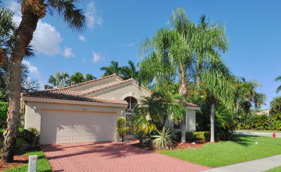 Boynton Beach Single Family Home For Sale: 5958 Grand Harbour Circle