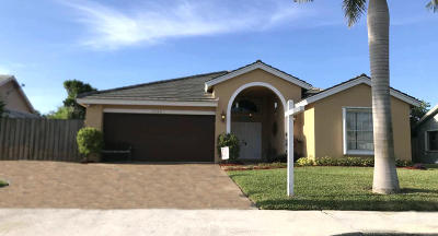 Lake Worth Single Family Home For Sale: 1765 22nd Avenue