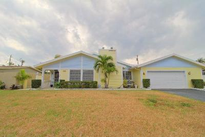 Lighthouse Point Single Family Home Contingent: 3565 NE 31st Avenue