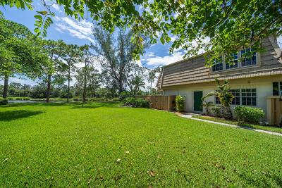 Palm Beach Gardens Rental For Rent: 4366 Hazel Avenue #A