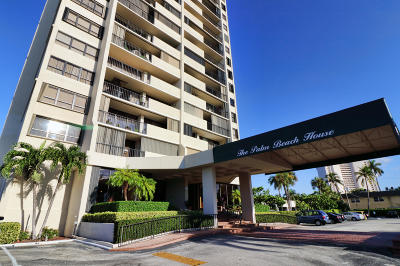West Palm Beach Condo For Sale: 5600 Flagler Drive #307