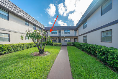 Delray Beach Condo For Sale: 28 Brittany A #28