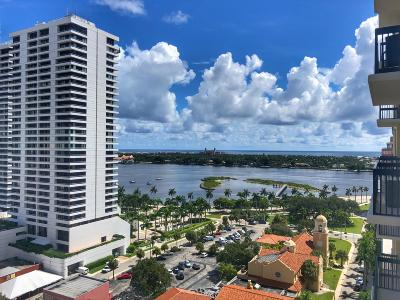 West Palm Beach Condo For Sale: 701 S Olive Avenue #1122