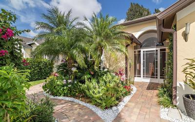 West Palm Beach Single Family Home For Sale: 5121 Willow Pond Road W
