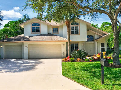 Palm City Single Family Home For Sale: 1934 SW Windcross Run