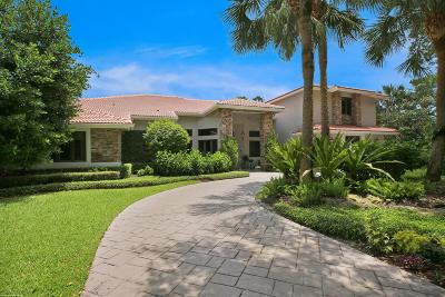 Les Jardins, Les Jardins, Patch Reef Estates Single Family Home For Sale: 2365 NW 43rd Street