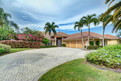 Port Saint Lucie Single Family Home For Sale: 1163 SW Mirror Lake Cove