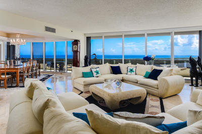 North Palm Beach Condo For Sale: 100 Lakeshore Drive #2151