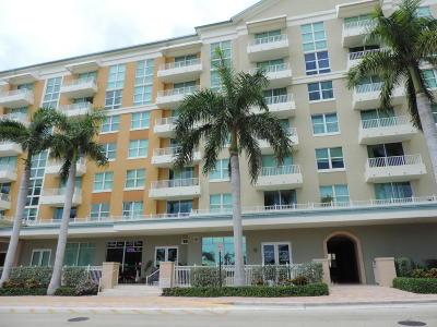 Boynton Beach Rental For Rent: 100 NE 6th Street #710