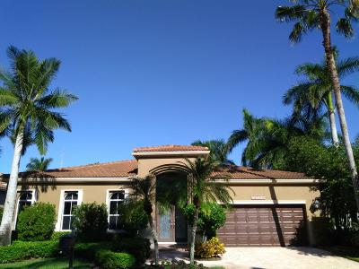 West Palm Beach Single Family Home For Sale: 10768 Waterford Place