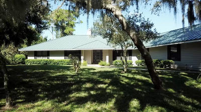 Port Saint Lucie Single Family Home For Sale: 7683 Wyldwood Way