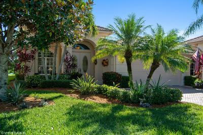 Port Saint Lucie Single Family Home For Sale: 8940 Champions Way