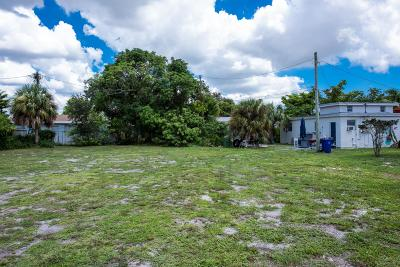 Fort Lauderdale Residential Lots & Land For Sale: NW 4 Street