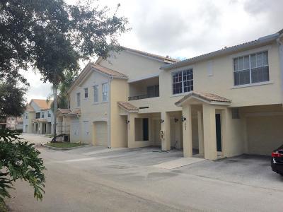 Boynton Beach Rental For Rent: 202 Belmont Place