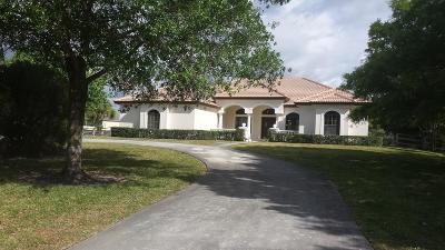 Palm Beach Gardens Rental For Rent: 8709 Man O War Road
