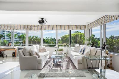Palm Beach Condo For Sale: 44 Cocoanut Row #221b