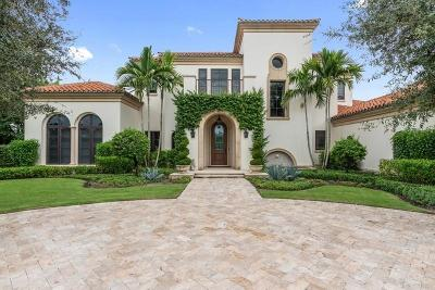 Palm Beach County Single Family Home For Sale: 12411 Cypress Island Way