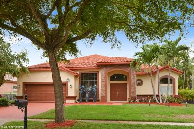 Boca Raton Single Family Home For Sale: 10240 Lexington Estates Boulevard