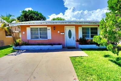 Tamarac Single Family Home For Sale: 5707 NW 48th Terrace