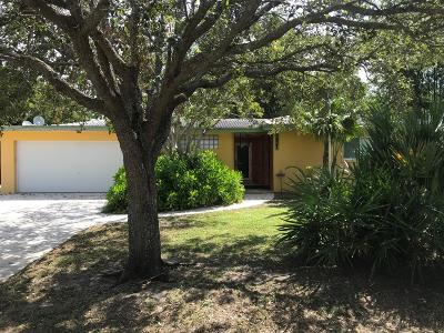 Delray Beach Single Family Home For Sale: 1621 Swinton Avenue