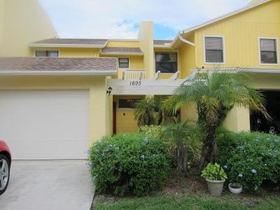 West Palm Beach FL Townhouse For Sale: $179,900