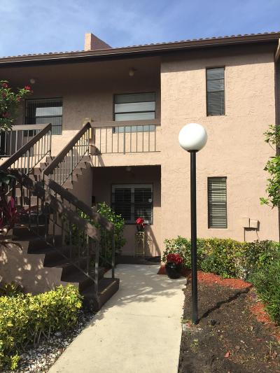 Boca Raton Condo For Sale: 21856 Arriba Real #5-E