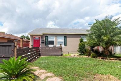 West Palm Beach Single Family Home For Sale: 939 Ardmore Road