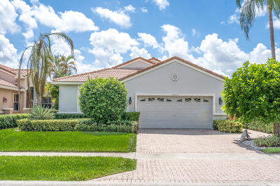 Boca Raton Single Family Home For Sale: 18647 Sea Turtle Lane