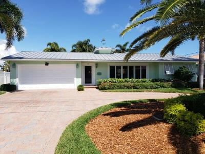 Pompano Beach Single Family Home For Sale: 2741 NE 8th Street
