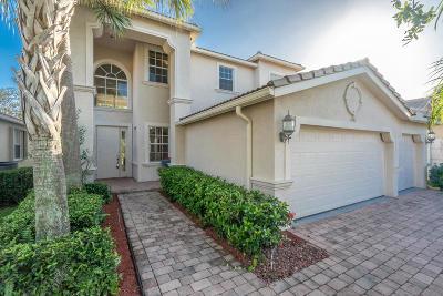Lake Worth Single Family Home For Sale: 7471 Via Luria