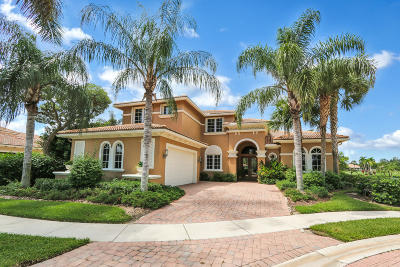 West Palm Beach Single Family Home For Sale: 7049 Isla Vista Drive