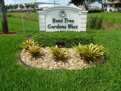 Boynton Beach Rental For Rent: 9840 Pineapple Tree Drive #204