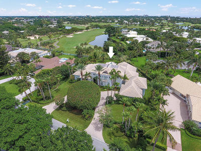 North Palm Beach FL Single Family Home For Sale: $5,400,000