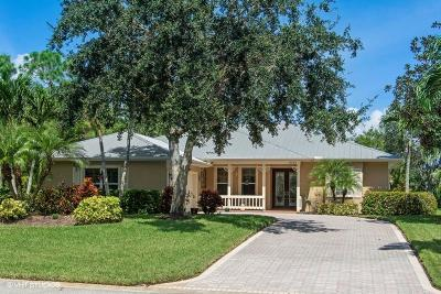 Stuart Single Family Home For Sale: 8393 SW Masthead Drive