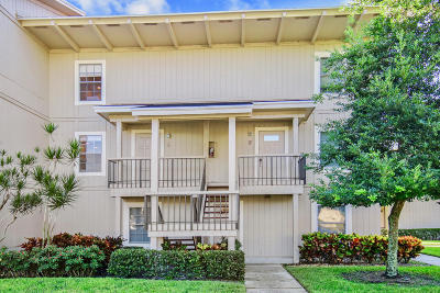 Tequesta Condo For Sale: 18449 SE Wood Haven Lane #Colonial