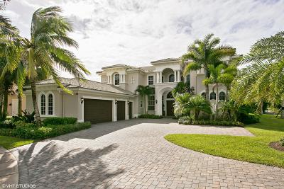 Jupiter Single Family Home Contingent: 194 Elena Court